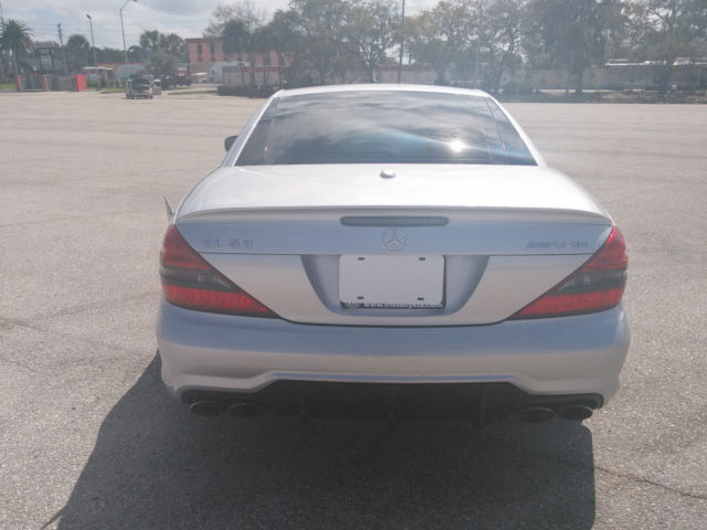 2009 mercedes benz sl63 amg 6 3 l v8 for Mercedes benz amg 6 3 liter v8 price