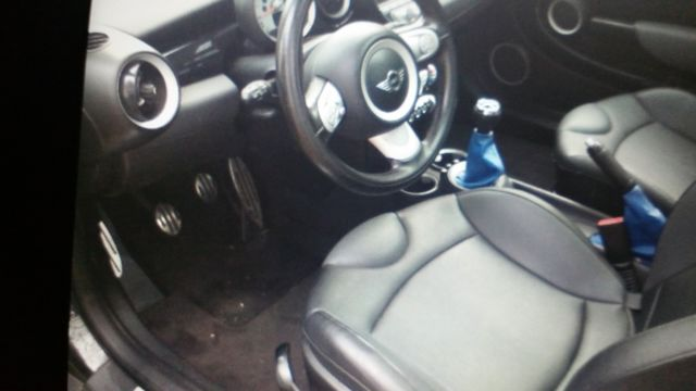 2009 Mini cooper/ bad engine