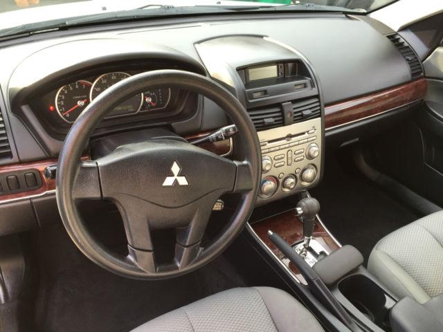 2009 Mitsubishi Galant 24 Mpg