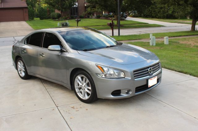 2009 Nissan Maxima 35 SV Fully Loaded W Premium Package