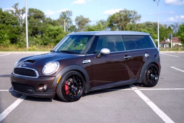 2009 r55 mini clubman jcw highly modified. Black Bedroom Furniture Sets. Home Design Ideas