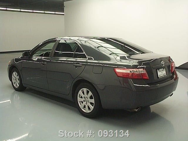 2009 toyota camry xle v6 heated leather sunroof alloys 093134 texas direct auto. Black Bedroom Furniture Sets. Home Design Ideas
