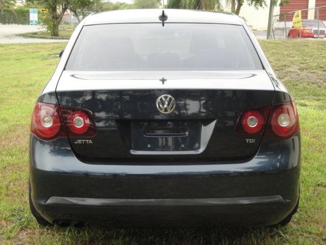 2009 Volkswagen Jetta Tdi 4