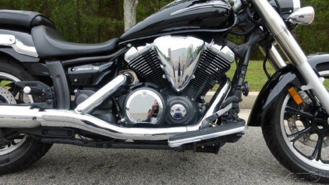 2009 yamaha v star motorcycle custom cruiser chopper bobber for Yamaha dealer augusta ga