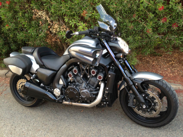2009 yamaha vmax 1700 v max vmx1700 evoluzione 39 s powersports custom project bike. Black Bedroom Furniture Sets. Home Design Ideas