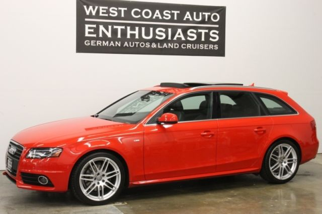 2010 audi a4 avant quattro prestige s line 59482 miles. Black Bedroom Furniture Sets. Home Design Ideas