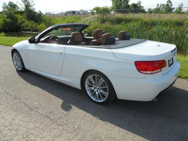 BMW I CONVERTIBLE K BEAUTIFUL Stored Winters M SPORT PKG - 2010 bmw 328i convertible