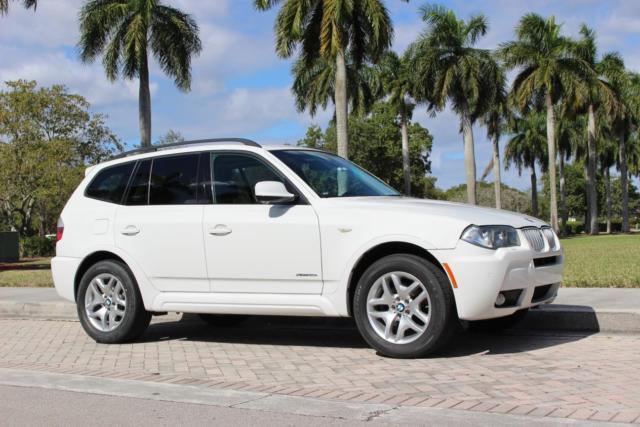 2010 BMW X3 XDrive30i Sport Utility 4 Door