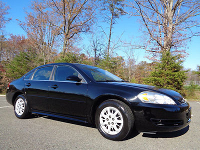 2010 chevy impala 9c3 police package 1 owner only 37k miles 1 of a kind cond vehicles markets com