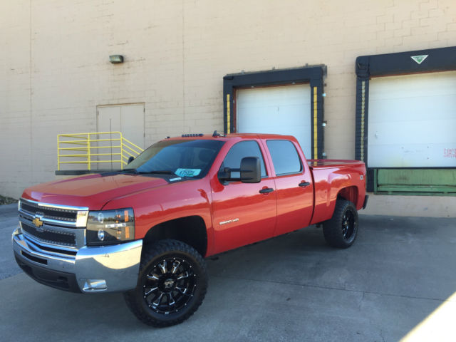 2010 Chevy Silverado 2500 Duramax Loaded Efi Live Deleted