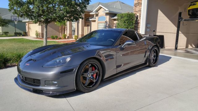 2010 CORVETTE Z06 SUPERCHARGED 780RWHP!!!