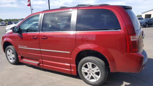 2010 Dodge Grand Caravan Braunability Entervan Sxt