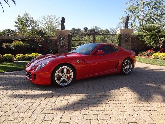 2010 Ferrari 599 Gtb Fiorano Hgte 30k Pkg1 Owner Only 2k Miles