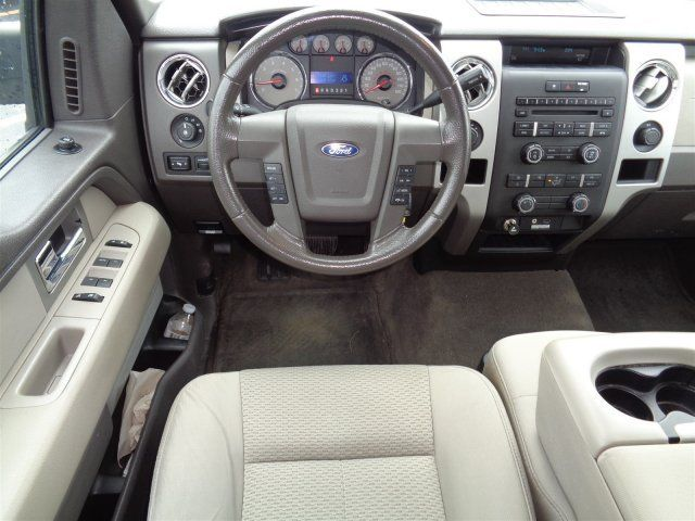 Ford F150 Bed Size >> 2010 Ford F-150 XLT 148364 Miles Oxford White Extended Cab ...