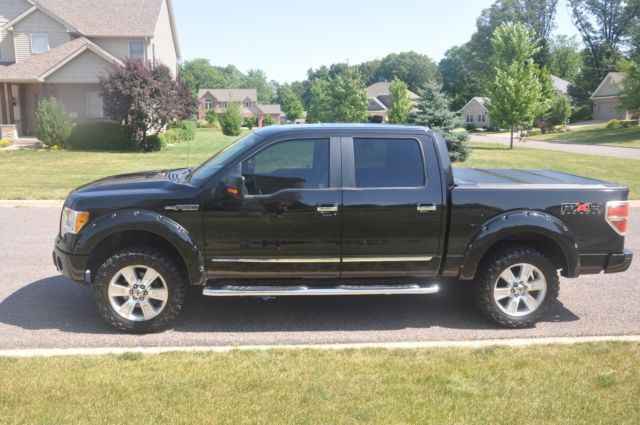 2010 ford f150 fx4 4x4 crew cab heated leather loaded supercrew. Black Bedroom Furniture Sets. Home Design Ideas