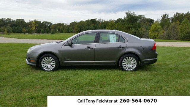 Ford Fusion 2010 Technical Specifications