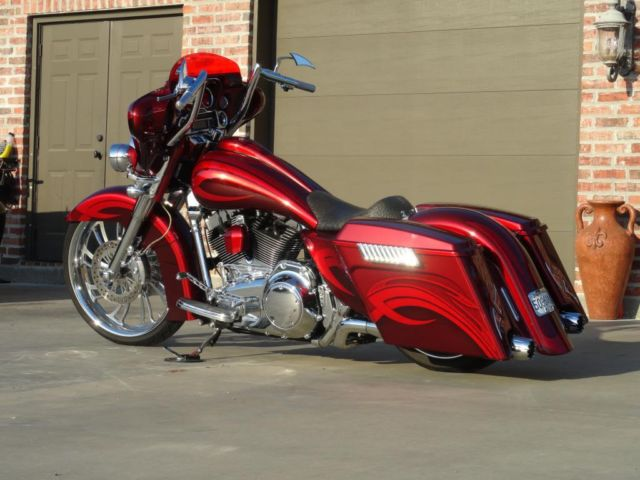 2010 Harley Davidson Hd Touring Flhx Streetglide Street