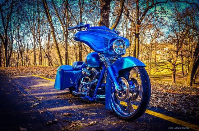 "2010 Harley Davidson Ultra Limited FLHTK Custom 26"" Big ..."