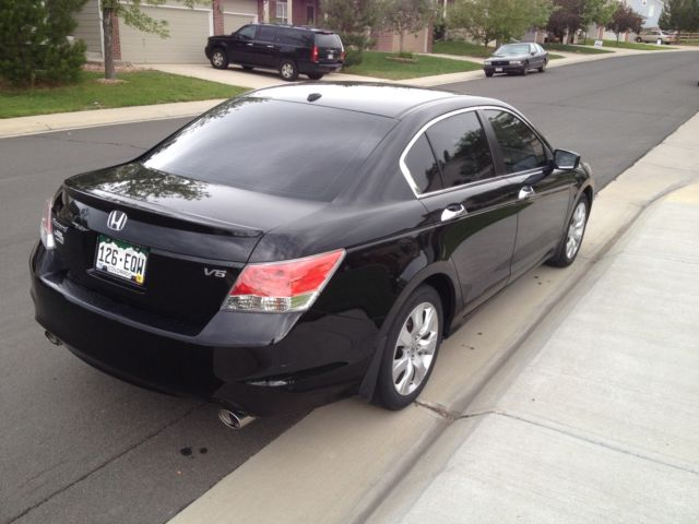 2010 honda accord ex l sedan 4 door 3 5l v6 with full warranty. Black Bedroom Furniture Sets. Home Design Ideas
