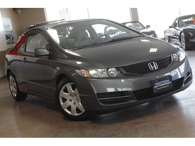 2010 honda civic lx coupe automatic 2 door coupe. Black Bedroom Furniture Sets. Home Design Ideas