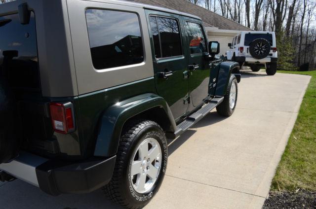 2010 jeep wrangler unlimited sahara sport utility 4 door 3 8l soft and hard top. Black Bedroom Furniture Sets. Home Design Ideas