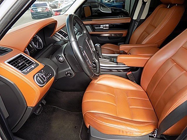 2010 land rover range rover sport hse luxury w peanut. Black Bedroom Furniture Sets. Home Design Ideas