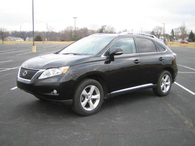 2010 lexus rx 350 warranty