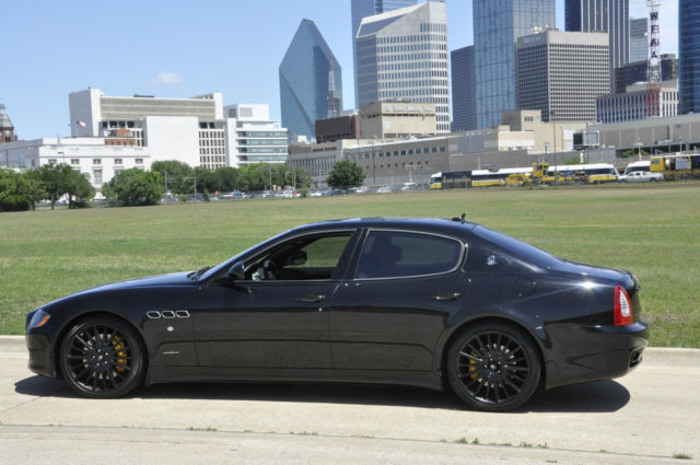 2010 Maserati Quattroporte For Sale With Photos Carfax