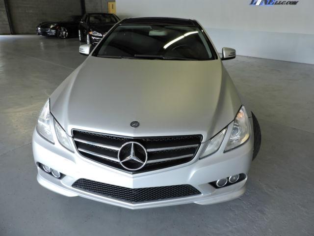 2010 mercedes benz e550 coupe 15 000 extras wrap rims for Mercedes benz 15000