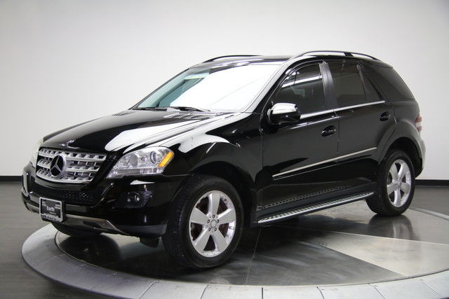 2010 mercedes benz ml350 premium 1 package parktronic running boards. Black Bedroom Furniture Sets. Home Design Ideas