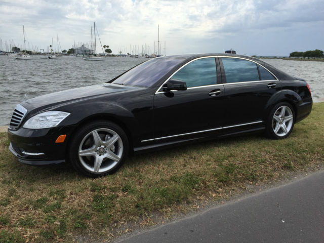 2010 Mercedes Benz S550 EVERY Option! Factory Serviced! Clean CarFax