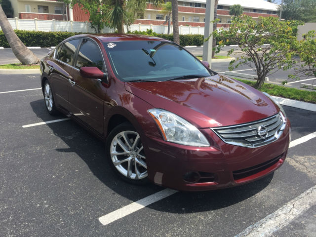 2010 nissan altima navigation dvd obo clean title 18 wheels no problems. Black Bedroom Furniture Sets. Home Design Ideas