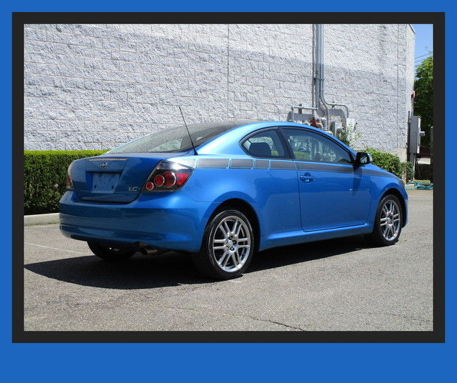 2010 scion tc release series 6 0 speedway blue 2 4l dohc. Black Bedroom Furniture Sets. Home Design Ideas