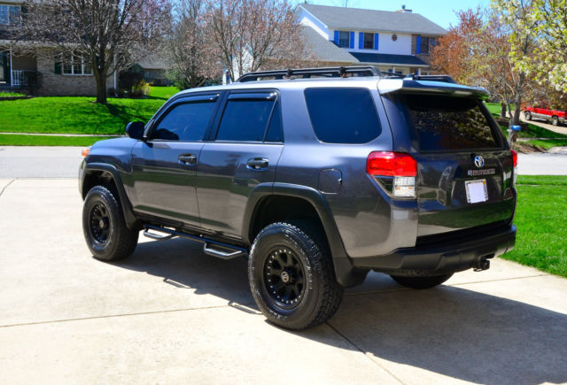 2010 Toyota 4runner Trail Edition Kdss Lifted Loaded
