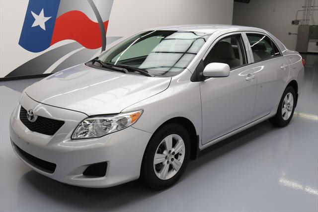toyota corolla le 2010 specifications