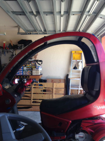 2011 150cc xingyue vogue 3wheel rare
