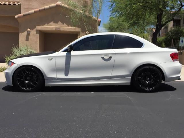 2011 bmw 1 series 128i custom coupe 1 owner car w optional extended warranty. Black Bedroom Furniture Sets. Home Design Ideas