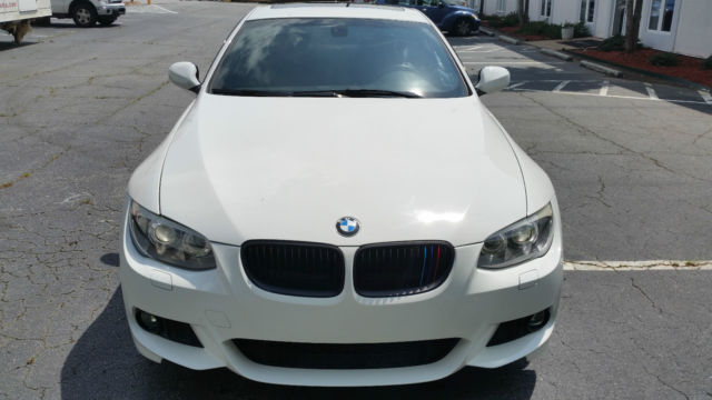 BMW I Base Coupe Door L Sport Package M Package - 2011 bmw 328i m sport package