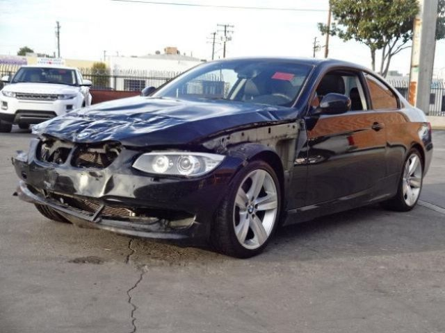 BMW I Coupe Damaged Salvage Luxurious Many Options Perfect - Bmw 328i options