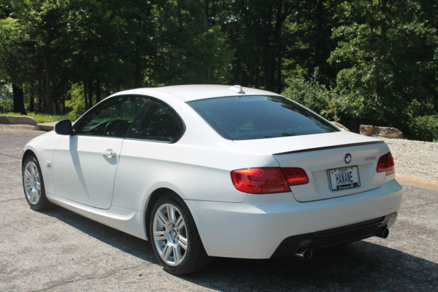 2011 bmw 335xi coupe m sport