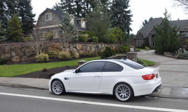 2011 BMW M3 E92 Competition Package ZCP 27k ESS Arkym ...