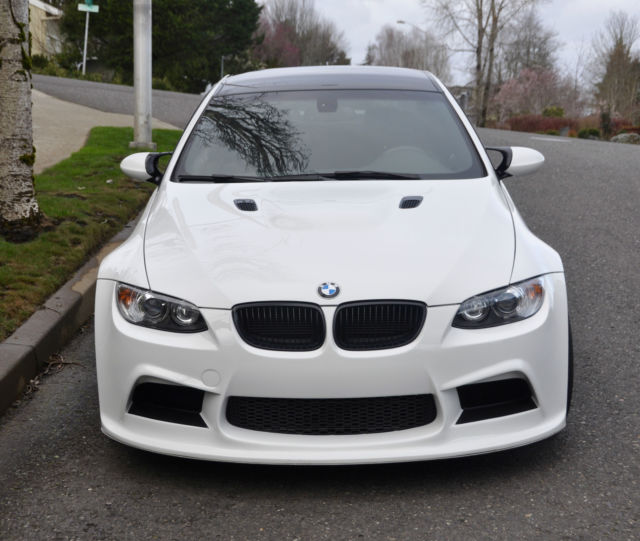 2011 BMW M3 E92 Competition Package ZCP 27k ESS Arkym