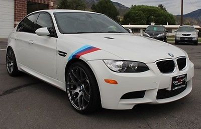BMW M WHITE SEDAN SPORT PACKAGE M M SEDAN COUPE XI I - 2011 bmw 335xi