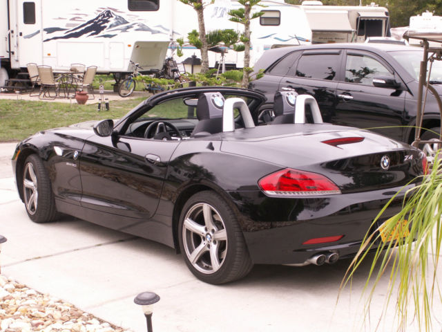 2011 Bmw Z4 Roadster Sdrive 30i Hardtop Convertible 2 Door