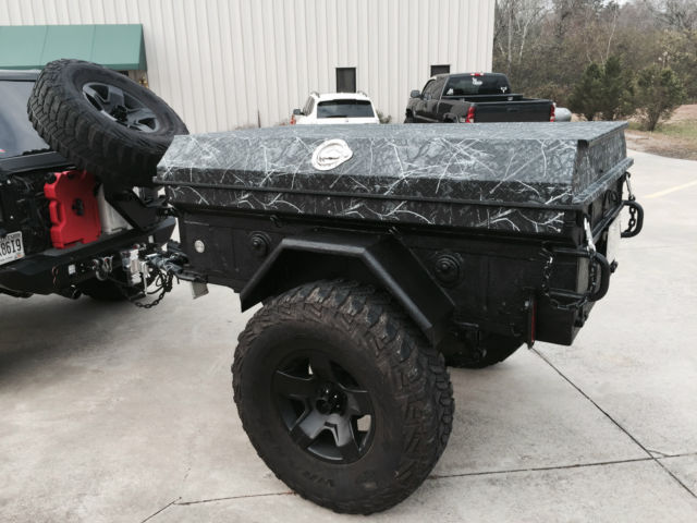 2011 Built Jeep Jk Unlimited Rubicon With Matching Off