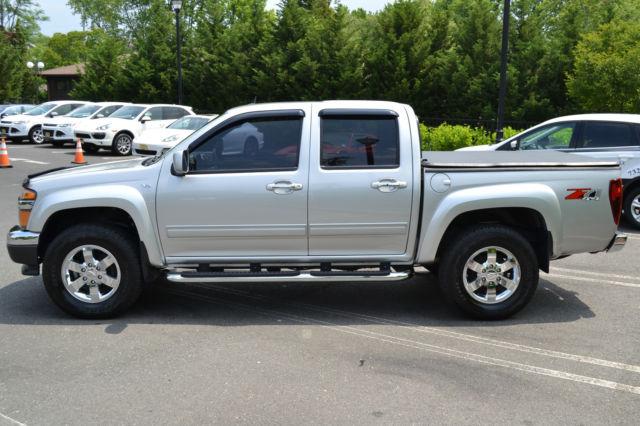 2011 Chevrolet Colorado LT Crew Cab Pickup 4-Door 5.3L V8 ...