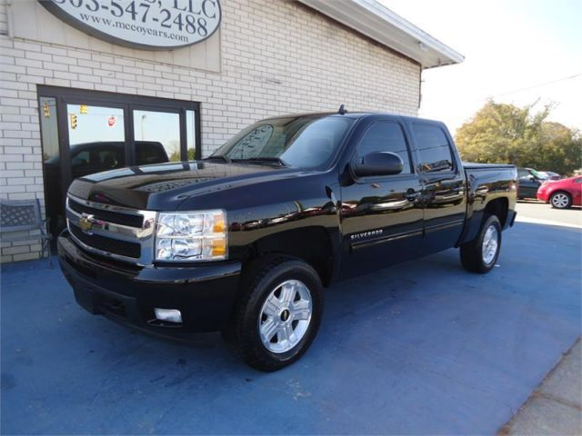 2011 chevrolet silverado z71 4x4 ltz black. Black Bedroom Furniture Sets. Home Design Ideas