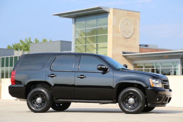 2015 chevy tahoe 4x4 police autos post. Black Bedroom Furniture Sets. Home Design Ideas