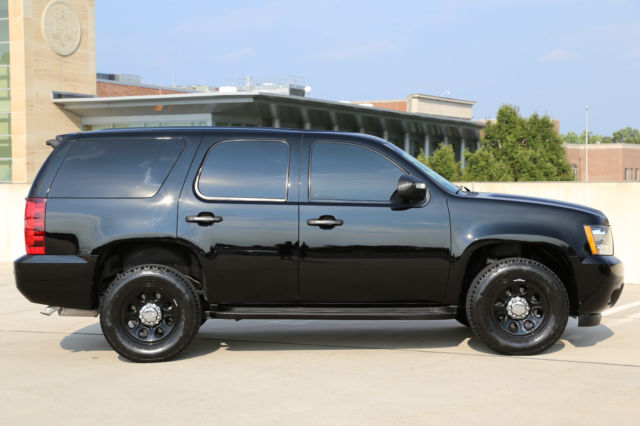 2011 chevrolet tahoe ppv 4x4 28k actual miles 1 owner personal use no reserve. Black Bedroom Furniture Sets. Home Design Ideas