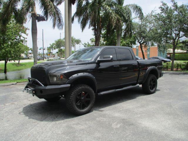 2011 dodge ram 2500 cummins diesel 4x4 many upgrades low miles florida truck. Black Bedroom Furniture Sets. Home Design Ideas